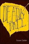 Deadly Fall - Susan Calder