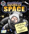 Crash Course: Secrets of Space (Crash Course Games for Brains, Tn Interactice Reference Book) - Tracy Randinelli, Anna Prokos