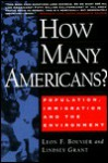 How Many Americans? - Leon F. Bouvier