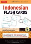 Indonesian Flash Cards: (Audio CD Included) (Tuttle Flash Cards) - Zane Goebel, Junaeni Goebel, Soe Tjen Marching