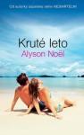 Kruté leto - Alyson Noel