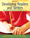 Developing Readers and Writers in the Content Areas (5th Edition) - David W. Moore, Sharon Arthur Moore, Patricia Marr Cunningham