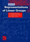 Representations Of Linear Groups: An Introduction Based On Examples From Physics And Number Theory - Rolf Berndt