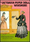 The Victorian Paper Doll Wardrobe/3 Paper Dolls With 12 Costumes - Norma Lu Meehan