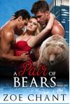 A Pair of Bears: Bear Shifter Menage Paranormal Romance - Zoe Chant