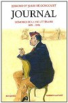 Journal : Mémoires de la vie littéraire 1887–1896 - Edmond De Goncourt, Jules De Goncourt, Robert Ricatte