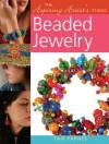 The Aspiring Artist's Studio: Beaded Jewelry - Tair Parnes, Penn Publishing Ltd.