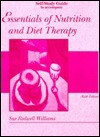 Essentials of Nutrition & Diet Therapy: Study Guide - Sue Rodwell Williams, Eleanor D. Schlenker