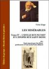 Les misérables Tome IV - L'idylle rue plumet et l'épopée rue saint-denis - Victor Hugo