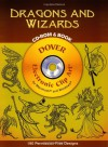 Dragons and Wizards CD-ROM and Book - Eric Gottesman, Marty Noble
