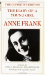 The Diary of a Young Girl - Anne Frank, Otto Frank, Mirjam Pressler, Susan Massotty