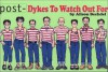 Post Dykes To Watch Out For - Alison Bechdel
