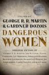 Dangerous Women - Jim Butcher, George R.R. Martin, Gardner R. Dozois, Diana Gabaldon