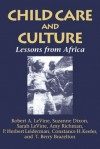 Child Care and Culture: Lessons from Africa - Robert A. LeVine, Sarah Levine