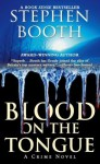 Blood On The Tongue - Stephen Booth