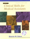 Mosby's Clinical Skills for Medical Assistants [With CDROM] - C.V. Mosby Publishing Company