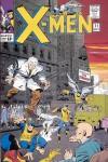 Uncanny X-Men 11 (Volume 1) - Stan Lee, Jack Kirby, Chic Stone, Artie Simek