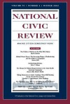 National Civic Review, No. 4, Winter 2002: New Directions in Political Reform - Robert Loper