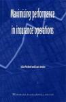 Maximising performance in insurance operations - Julia Prichard, Julia Prichard