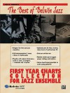 First Year Charts Collection for Jazz Ensemble - Alfred A. Knopf Publishing Company