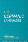The Germanic Languages - Ekkehard König, Johan Van Der Auwera