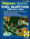 The Haynes Fuel Injection Diagnostic Manual - Haynes Publishing, John Harold Haynes