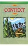 Steck-Vaughn Comprehension Skill Books: Student Edition (Level F) Context (Steck-Vaughn Comprehension Skills) - Steck-Vaughn