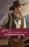 Love Inspired Historical October 2014 Box Set: Big Sky CowboyMarried by ChristmasSuitor by DesignThe Nanny Arrangement - Linda Ford, Karen Kirst, Christine Johnson, Lily George