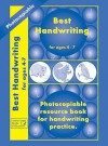 Best Handwriting For Ages 4 7 (Best Handwriting) - Judy Richardson, Andrew Brodie