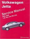 Volkswagen Jetta Service Manual: 2005, 2006, 1.9L TDI, 2.0L FSI, 2.5L, A5 Platform - Bentley Publishers