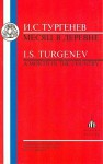 A Month In The Country (Russian Texts) - Ivan Turgenev, T.A. Greenan