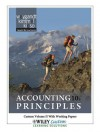 Accounting Principles 9th Edition Volume 2 for Paradise Valley Community College - Jerry J. Weygandt, Paul D. Kimmel, Donald E. Kieso