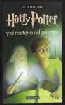 Harry Potter Y El Misterio Del Principe - J.K. Rowling