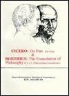 On fate (De fato)/The Consolation of Philosophy IV.5-7, V (Philosophiae consolationis) - Boethius, Cicero, R.W. Sharples