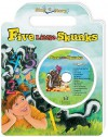 Five Little Skunks [With CD] - Gloria Adams, Roberta Collier-Morales