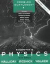 Fundamentals of Physics, Part 1, Chapters 1 - 12, Problem Supplement No. 1 - David Halliday, Robert Resnick