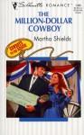 Million Dollar Cowboy - Martha Shields