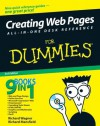 Creating Web Pages All-in-One Desk Reference For Dummies - Richard Wagner, Richard Mansfield