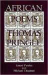 African Poems of Thomas Pringle - Thomas Pringle, Michael Chapman, Ernest Pereira