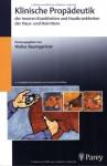 Klinische Propädeutik Der Inneren Krankheiten Und Hautkrankheiten Der Haus Und Heimtiere - Unknown Author 43