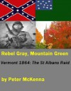 Rebel Gray Mountain Green - PETER MCKENNA