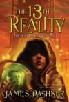 The Hunt for Dark Infinity - James Dashner, Bryan Beus