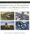 Introduction To Engineering Design and Problem Solving - Arvid R. Eide, Roland Jenison, Larry L. Northup