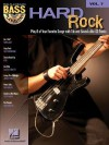Hard Rock: Bass Play-Along Volume 7 (Bass Play-Along) - Songbook