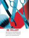 Spanish Translated Workbook for Milady's Standard Professional Barbering - Milady