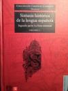 Sintaxis Histórica de la Lengua Española: Segunda Parte: La Frase Nominal, Volumen 1 - Concepción Company Company, Fondo de Cultura Economica