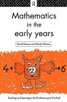 Mathematics in the Early Years - David Clemson