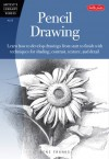 Pencil Drawing: Learn how to develp drawings from start to finish with techniques for shading, contrast, texture, and detail - Gene Franks