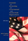 Essentials Of Accounting For Governmental And Not For Profit Organizations - John H. Engstrom