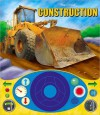 Construction Vehicles Steering Wheel Sound Book - Publications International Ltd.